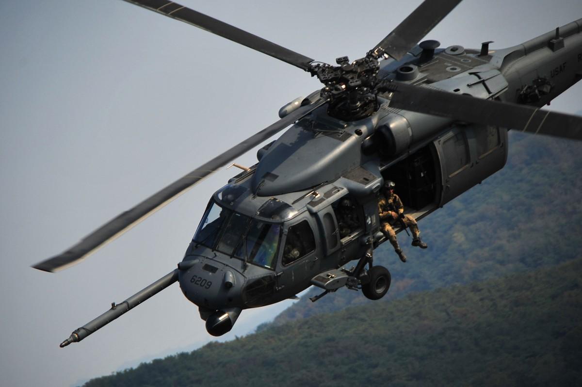 새롭게 전투구조 헬기 사업을 시작한 미 공군