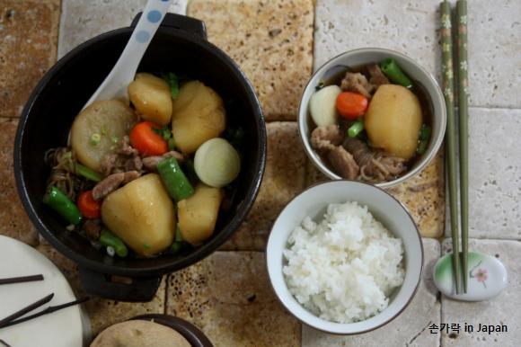 일본 가정식,뷰티칼로리 니쿠쟈가
