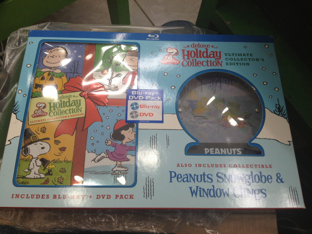 Peanuts Deluxe Holiday Collection (Ultima..