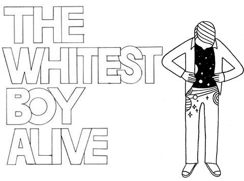 The Whitest Boy Alive / 가장 하얀 남자(?)들..