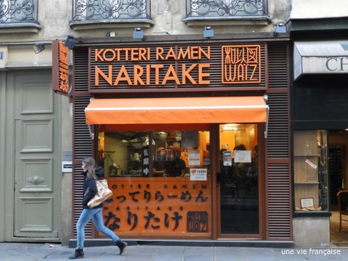 Kotteri Ramen Naritake (Paris 1er)