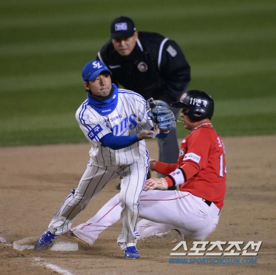 KS, '홈런 시리즈'아닌 '작전 시리즈'였다
