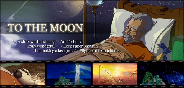 To the Moon (2011) 감상.