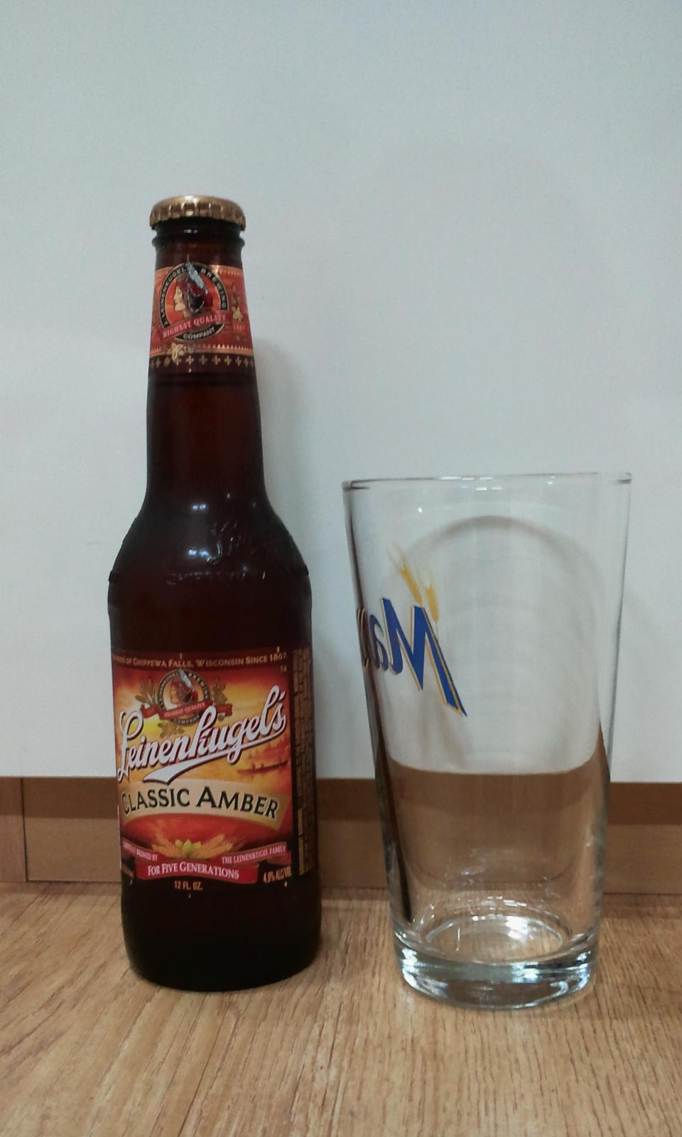 [미국]Leinenkugel Classic Amber(리넨쿠겔..