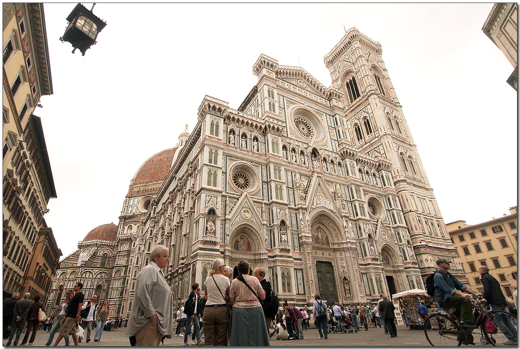 [GF1 + 20.7mm/9-18mm] Duomo in Florence
