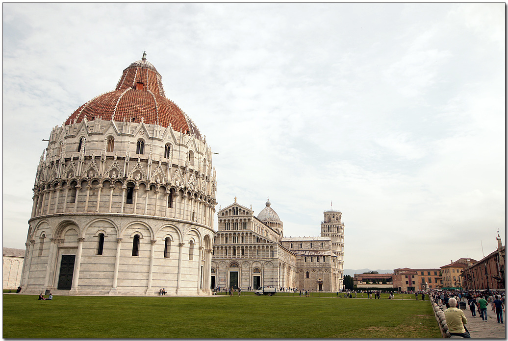 [GF1 + 9-18mm] Leaning Tower of Pisa