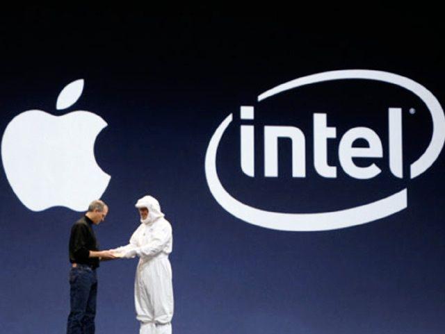 애플이 모바일 프로세서로 갈아타려 하나?
