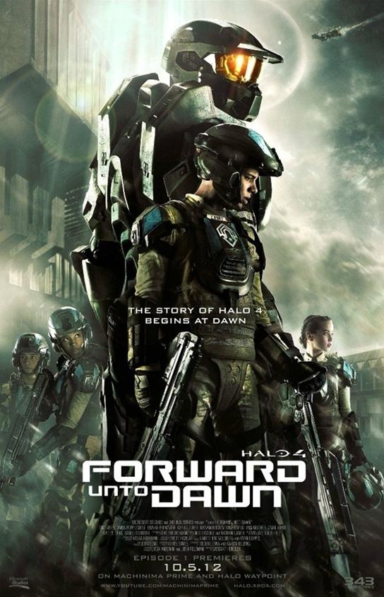 (리뷰) 헤일로: 슈퍼 솔저 (Halo 4: Forward Unto..