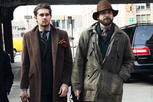 Dark Coat, 왜 요즘 날씨에 코트가 생각날까??:)