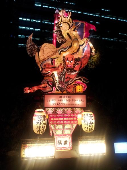 2012 청계천 등축제