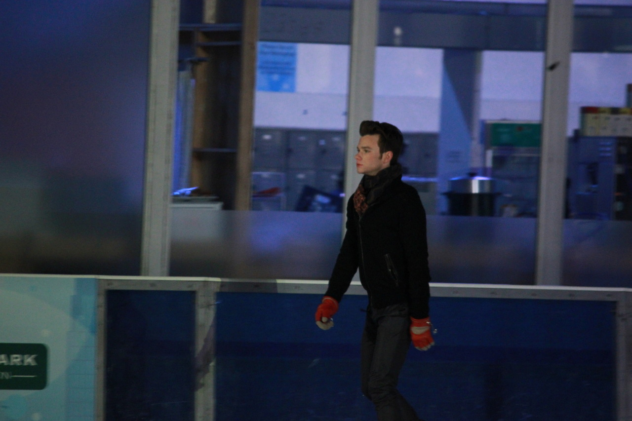 Chris and Darren and Mike 스케이트장 촬영 2 ..