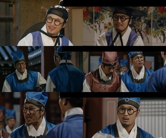 KBS 2TV 수목드라마 '전우치' 차태현 CG 영화 '전..