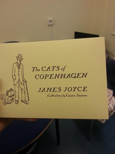 제임스 조이스의 동화 <코펜하겐의 고양이들>