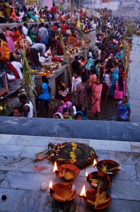 가트가 가득 찬 날, 바라나시의 달라차트 축제 11/20