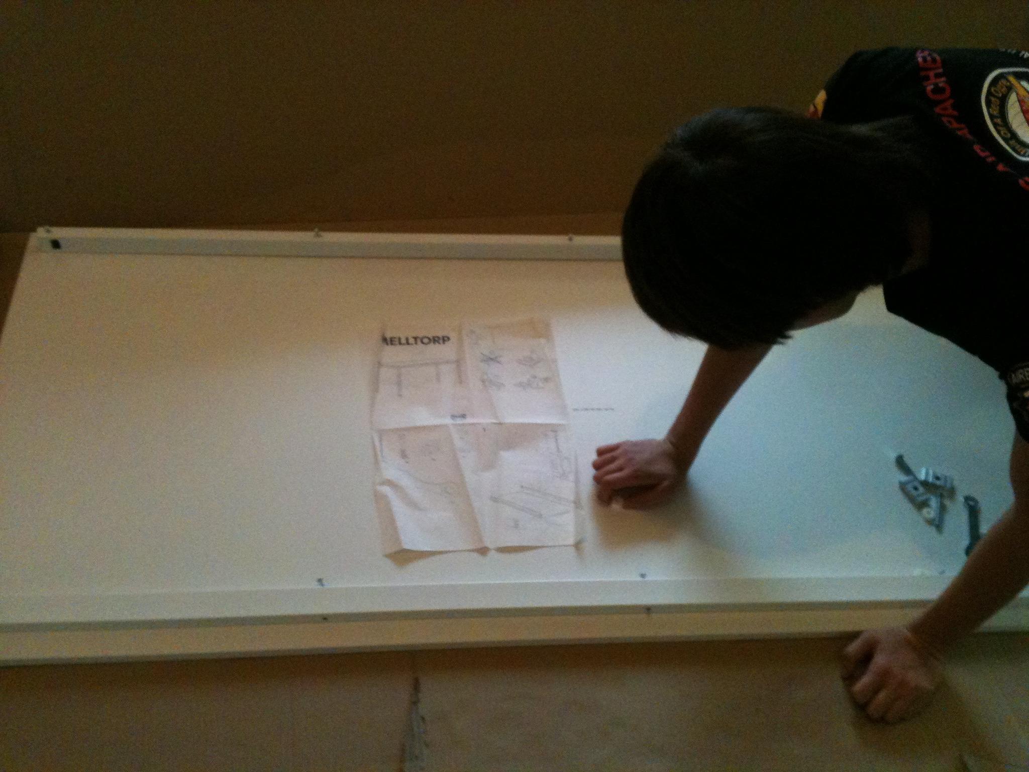 IKEA 이케아 가구 만들기