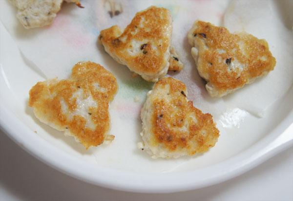 고단백 저칼로리! 두부 닭가슴살 함박스테이크