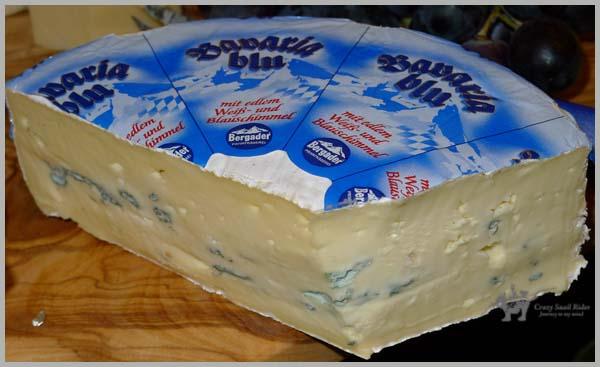 치즈 이야기 (17) 바이에른의 블루 치즈 바바리아..