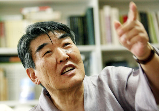 김지하와 한화갑: 같은 행동, 다른 의미