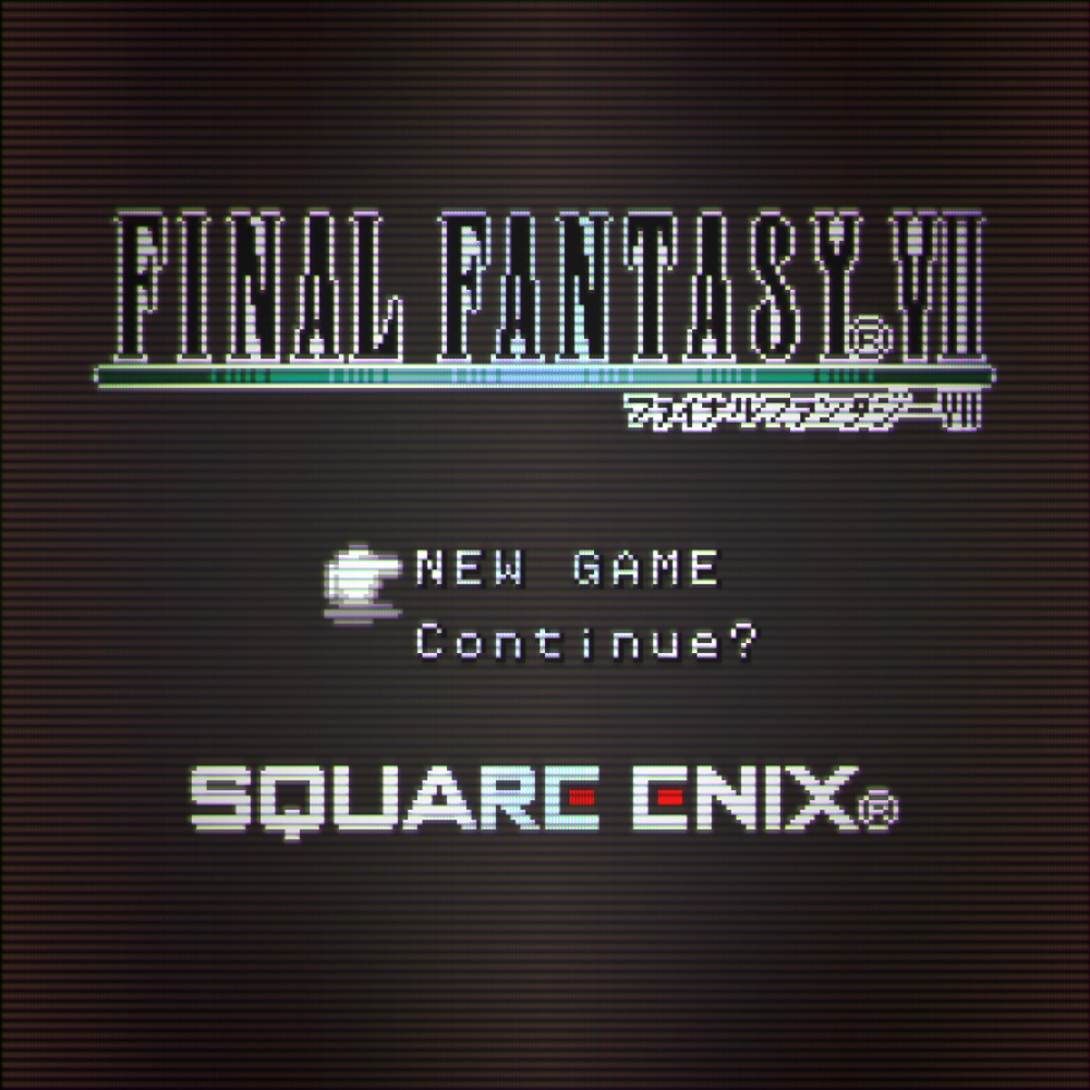 Final Fantasy VII / VIII / IX / X Chips