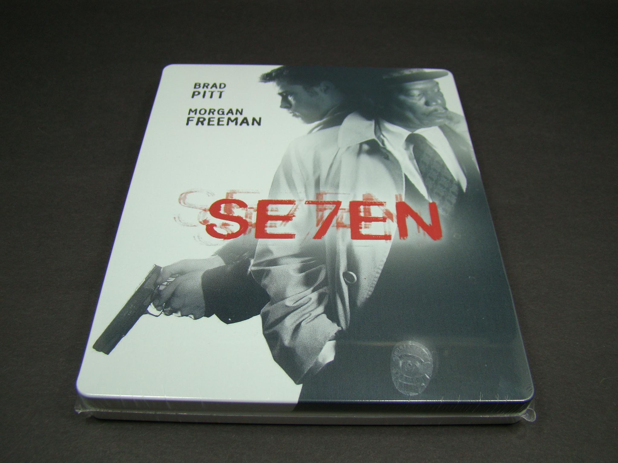 [블루레이 지름] '세븐' 스틸북 한정판