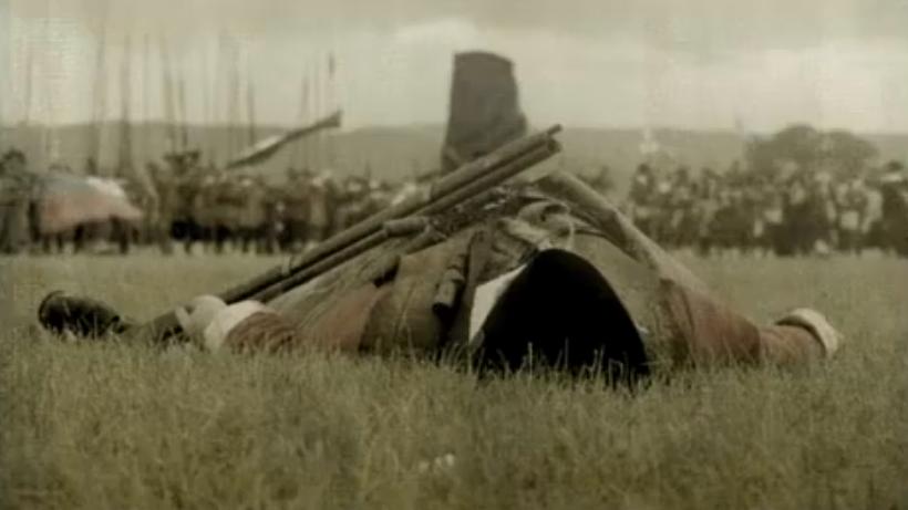 영국 내전사 - 런던 진공
