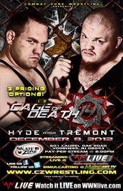 CZW 2012.12.08 Cage Of Death 14 리뷰
