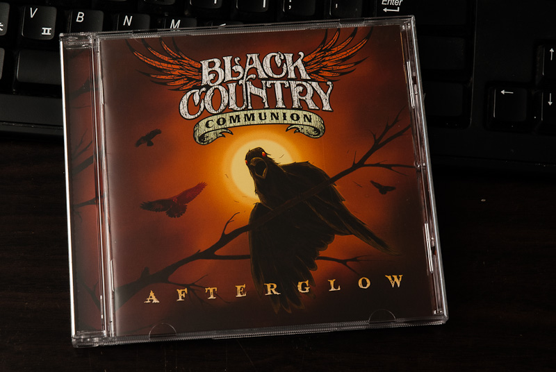 Afterglow - Black Country Communion / 2012