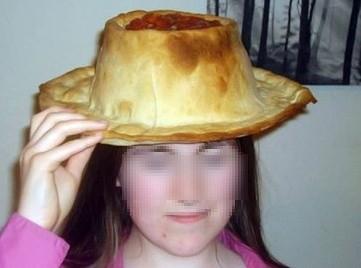 먹을수있는 모자