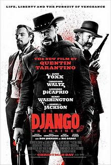 Django. D-J-A-N-G-O. The D is silent.