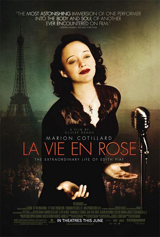 라 비 앙 로즈, La Môme, 2007