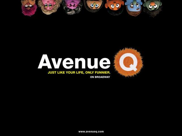 Avenue Q 내한공연!