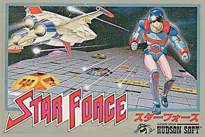 [FC] 스타포스 (STAR FORCE, 1985, HUDS..