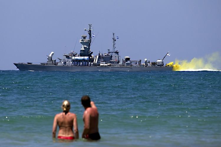 한국산 OPV 함정을 주목하는 이스라엘.