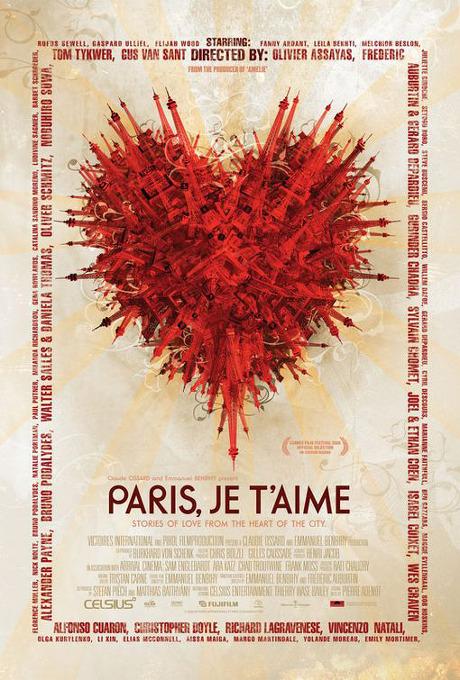 사랑해, 파리,  Paris, Je T'Aime , 2006