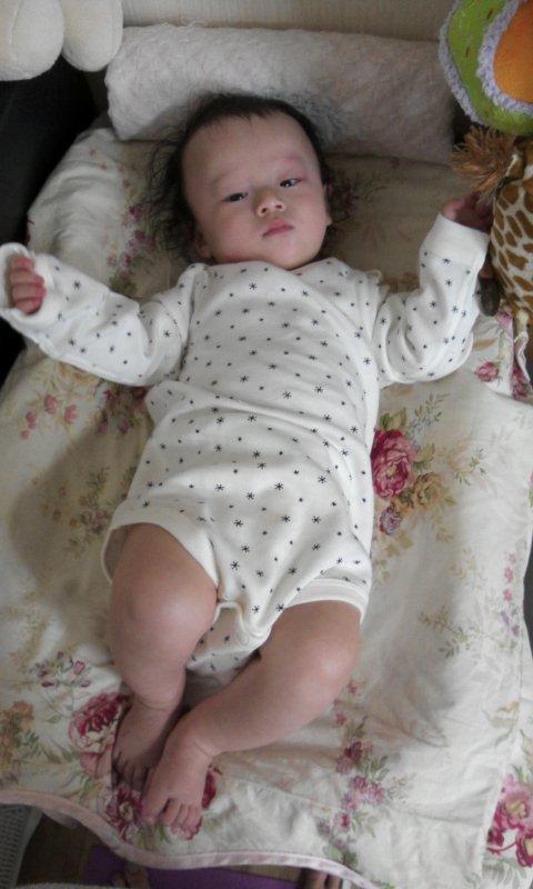 [163days] 아기만큼만 성숙했으면, 그래도 모피!..