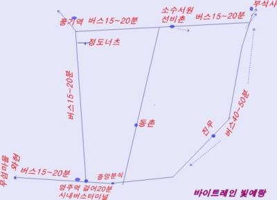 [영주-안동-경주] 1박2일 꽉찬 여행_영주편