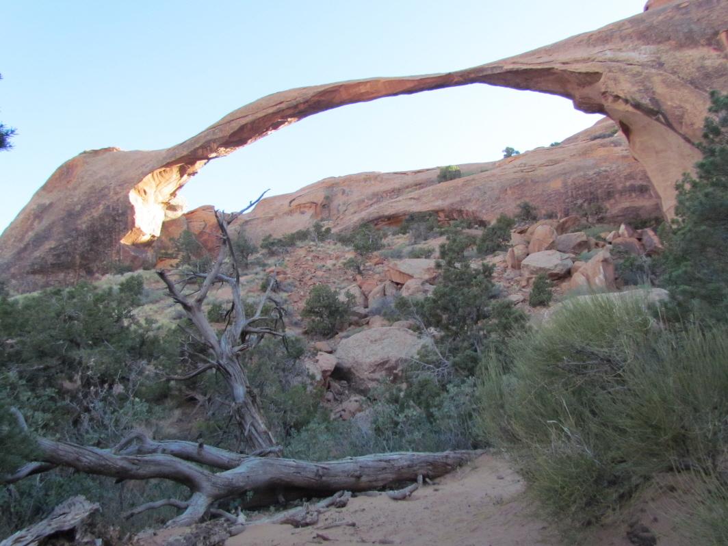 RV여행 셋째날 - Landscape, Delicate Arch
