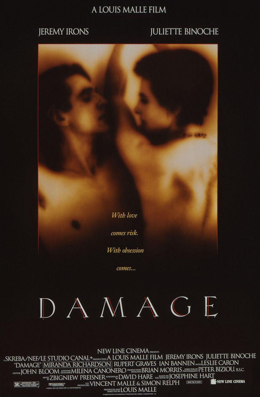 데미지, Damage, 1992