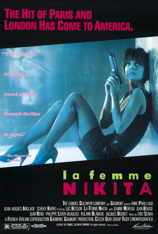 니키타, La Femme Nikita, 1990