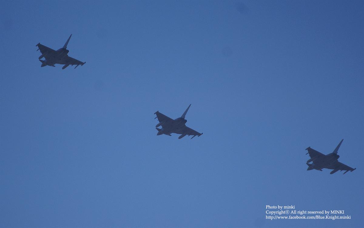 langley AFB에 놀러왔던 Typhoon