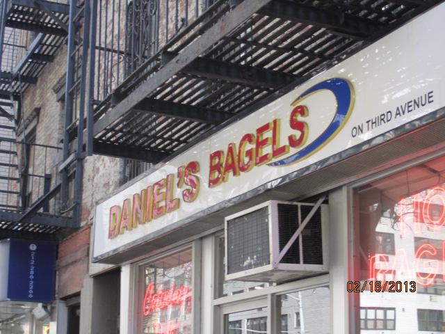 Daniel's Bagels