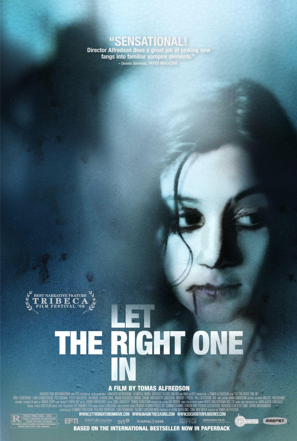 렛 미 인, Let The Right One In, 2008