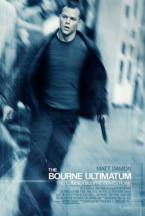 본 얼티메이텀, The Bourne Ultimatum, 2007