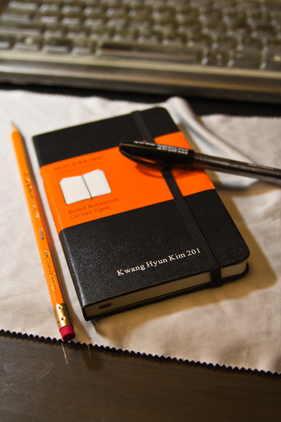[지름] Moleskine Notebook