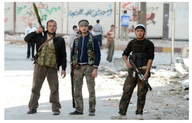 """""""알카에다가 시리아 내전에 개입한 이유는?"""""""