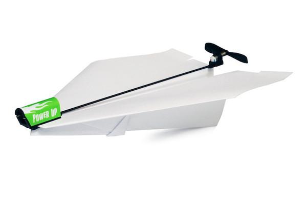 스마트폰으로 날리는 종이 비행기, 파워업 3.0