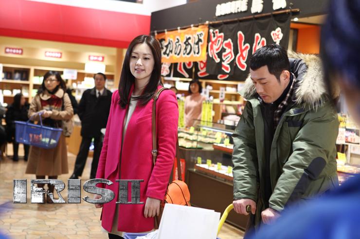 아이리스 2 8화, 도 넘은 PPL '화룡정점'