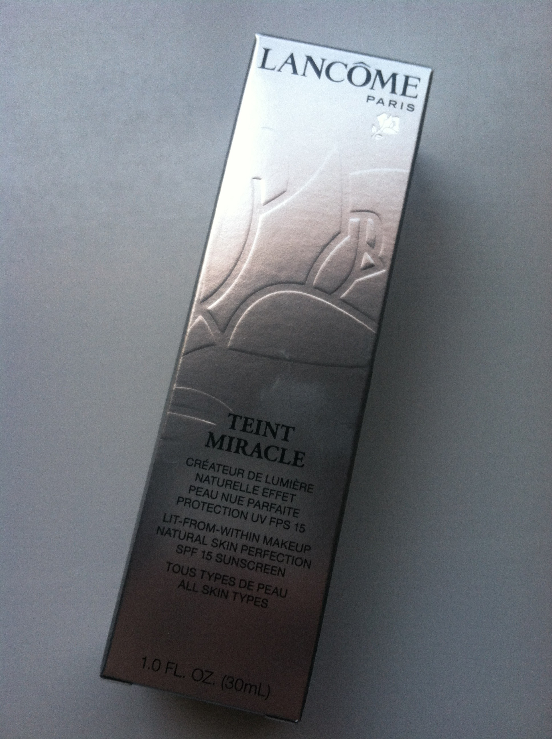 [LANCOME] Teint Miracle Foundation