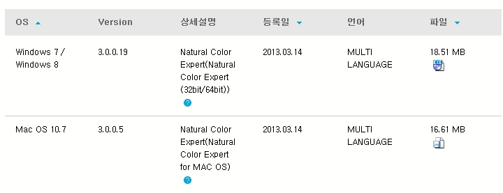 SB970 Natural Color Expert V3 업데이트 재리뷰 ..