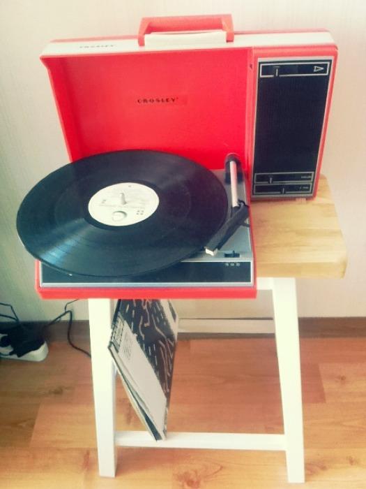 Crosley Spinnerette 크로슬리 스피너레트 LP 플..